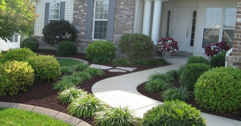 Home Landscaping Examples