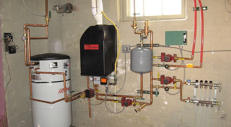 How to effectively maintain a boiler system